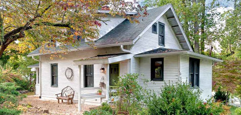 Warm Springs Cottages - Home